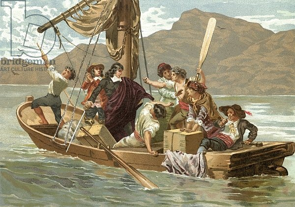 Descartes and the boatmen of Elba