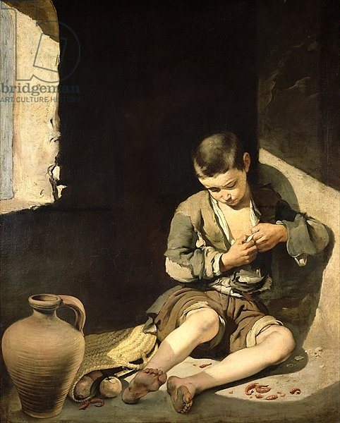 The Young Beggar, c.1650