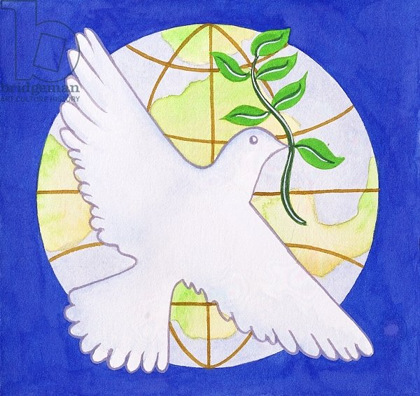 Dove of Peace, 2005