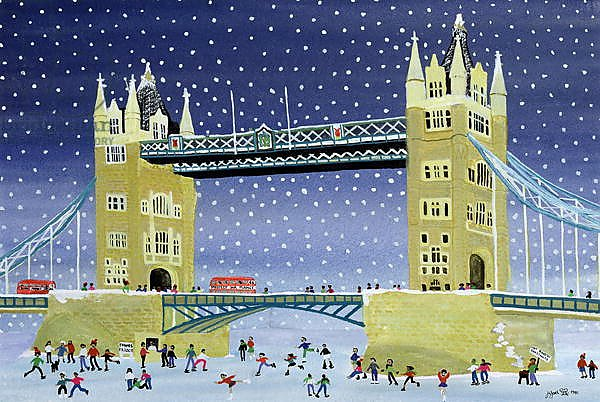 Tower Bridge: Skating on Thin Ice