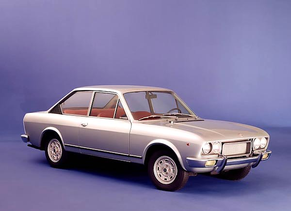 Fiat 124 Sport Coupe (СС) '1972–75