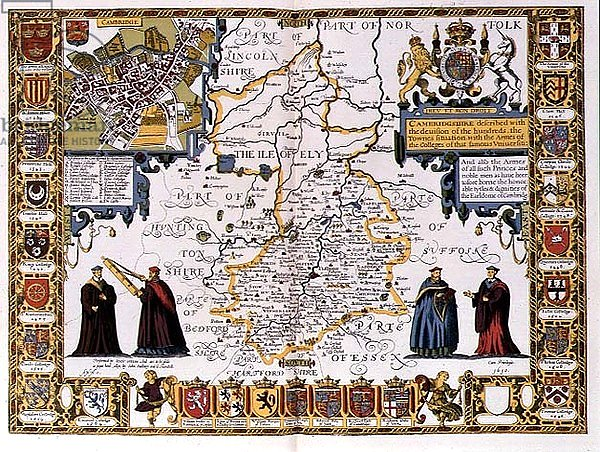 Cambridgeshire, 1611-12