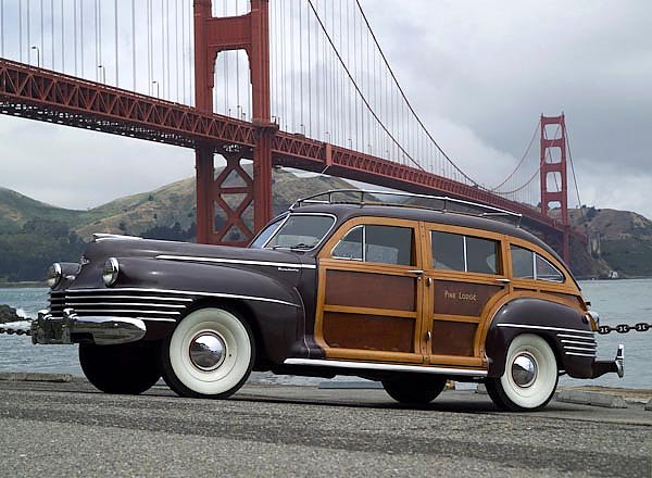 Chrysler Town&Country '1942
