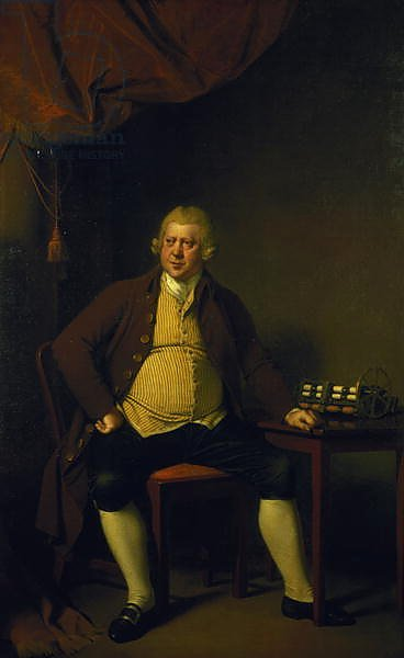 Sir Richard Arkwright, 1789-90