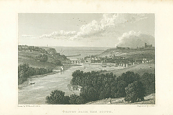 Постер Whitby from the South