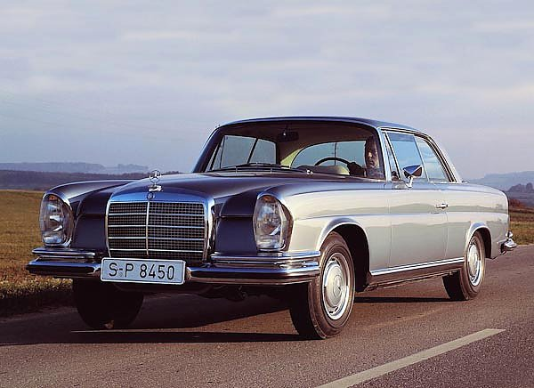 Mercedes-Benz 280SE Coupe (W111W112) '1968–71