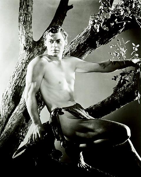 Weissmuller, Johnny (Tarzan The Ape Man)