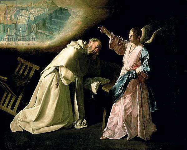 Vision of St. Peter Nolasco, 1629