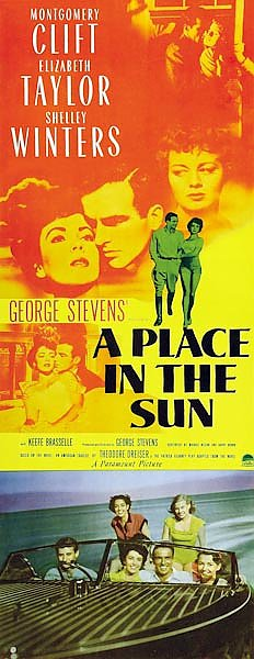 Poster - A Place In The Sun