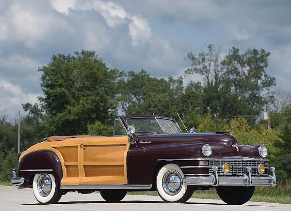Chrysler Town&Country Convertible '1948