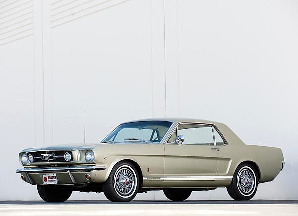 Mustang GT Coupe '1965