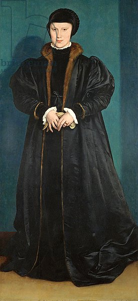 Christina of Denmark Duchess of Milan, probably 1538