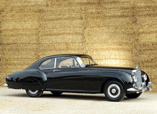 Bentley R-Type Continental Fastback '1953