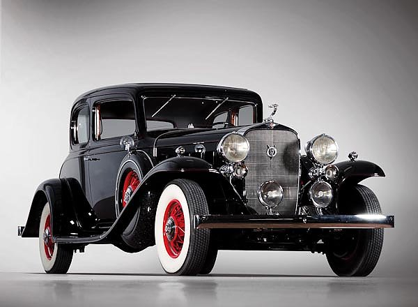 Cadillac V8 355-B Coupe by Fisher '1932