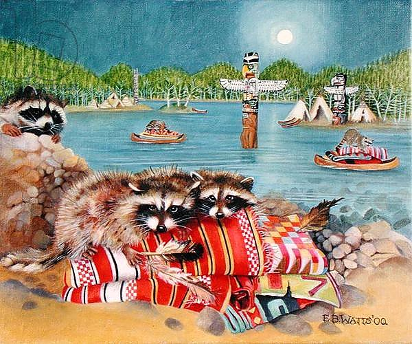 Racoons, 2000