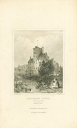 Постер Canonbury Tower, Islington, Middlesex