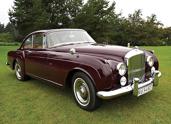 Bentley S2 Continental Coupe by Mulliner '1960–62