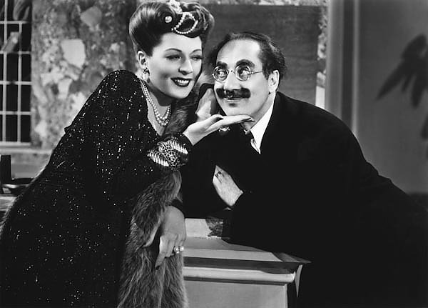 Marx Brothers (A Night In Casablanca) 4