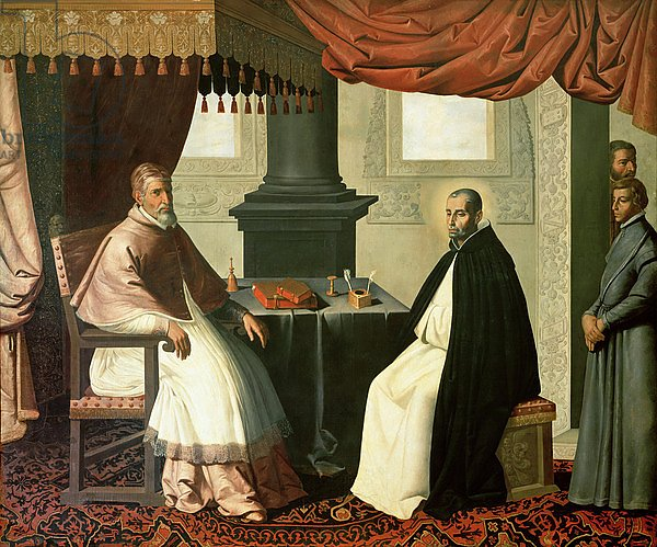 St. Bruno and Pope Urban II 1630-35