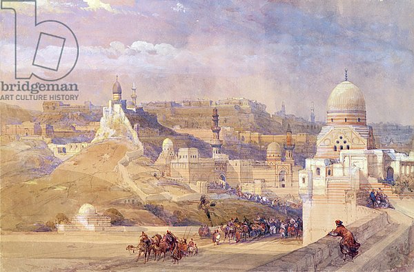 The Citadel of Cairo, Residence of Mehmet Ali, 1842-49