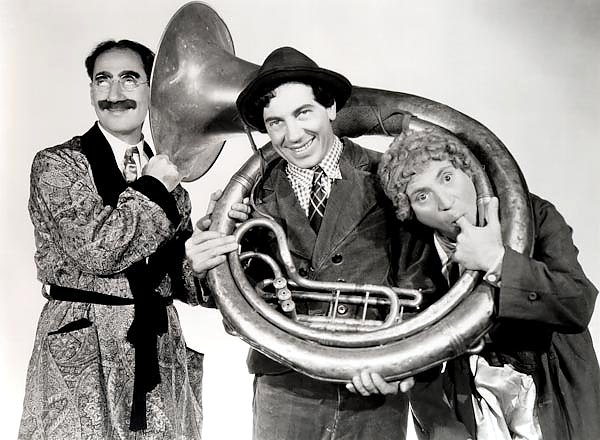 Marx Brothers (A Day At The Races) 2