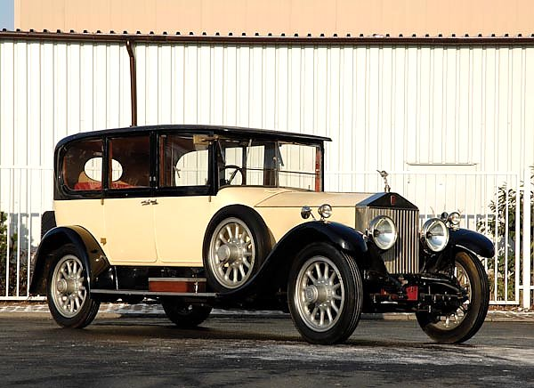 Rolls-Royce Phantom 40 50 Limousine by Maythorne & Sons (I) '1926
