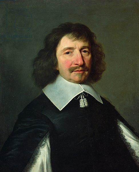 Portrait of Vincent Voiture c.1643-44