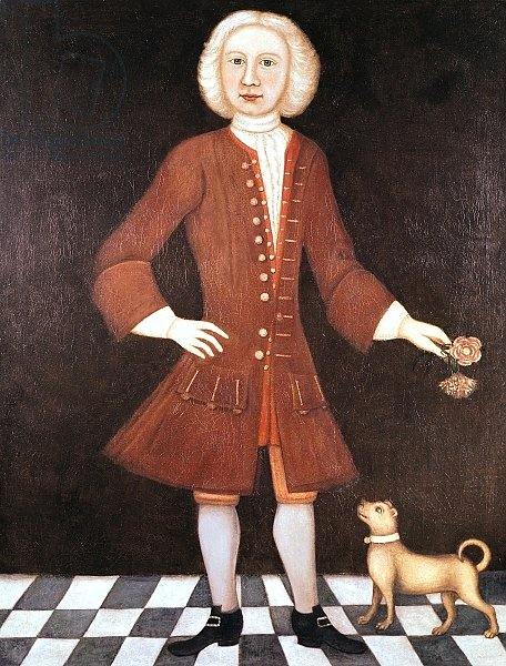 Portrait of Jonathan Bentham, c.1725