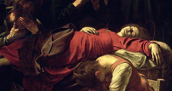 The Death of the Virgin, 1605-06 2