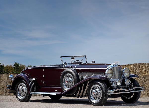 Duesenberg J Convertible Coupe by Murphy '1935