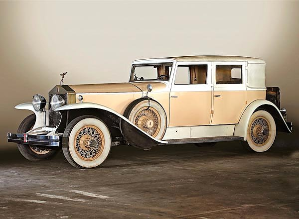 Rolls-Royce Phantom Avon Touring Sedan by Brewster (I) '1929