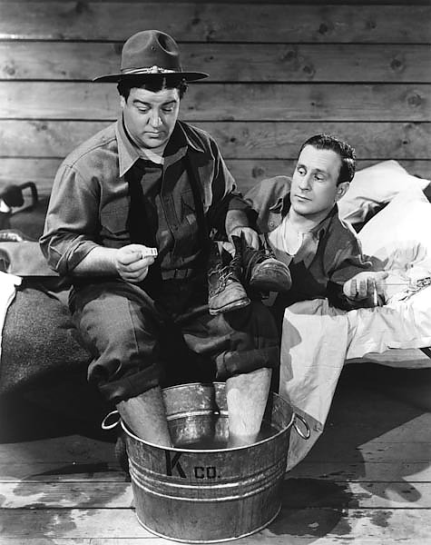 Abbott & Costello (Buck Privates)