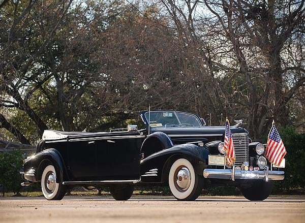 Cadillac V16 Presidential Convertible Limousine '1938