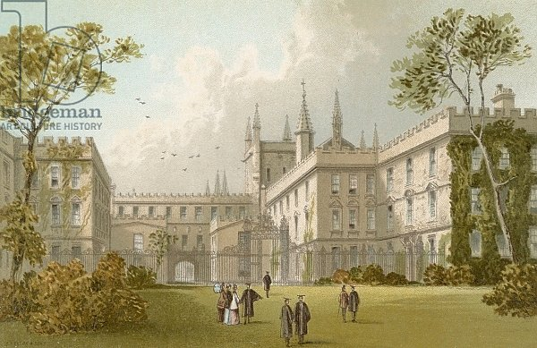 New College--Oxford