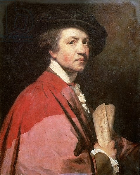 Self Portrait, 1775 2