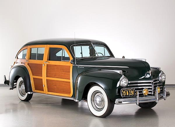 Chrysler Town&Country '1941