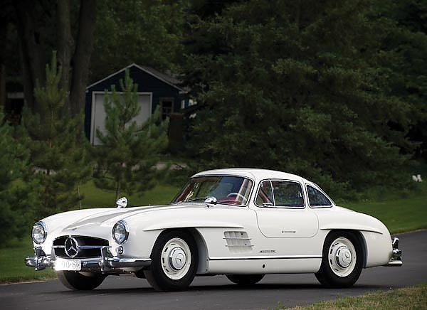Mercedes-Benz 300SL (W198) '1954–57