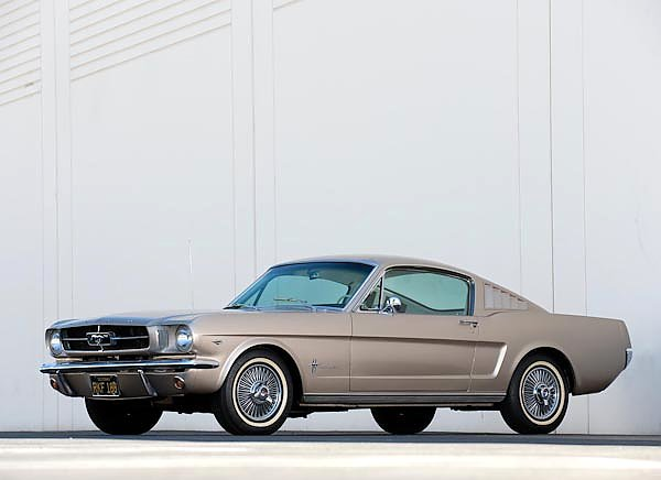 Mustang Fastback '1965