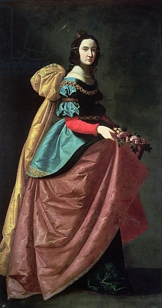 St. Elizabeth of Portugal 1640