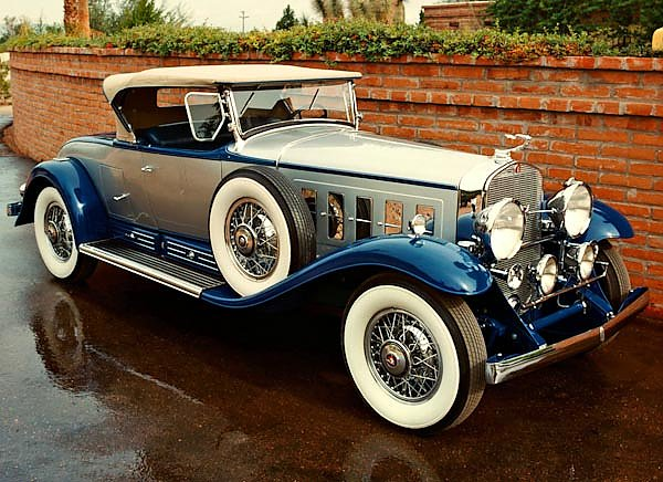 Cadillac V16 452-452-A Roadster by Fleetwood '1930–31