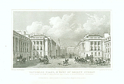 Постер Waterloo Place, & Part of Regent Street