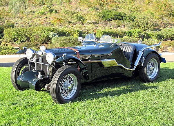 MG NA Magnette Special '1935