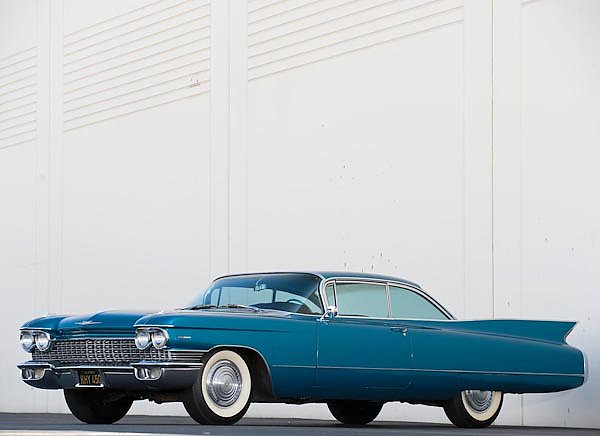 Cadillac Sixty-Two Coupe '1960