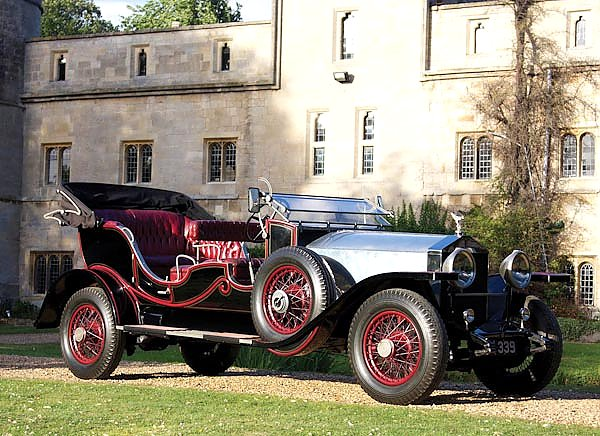 Rolls-Royce Phantom LWB Open Tourer by Rippon Brothers (II) '1930