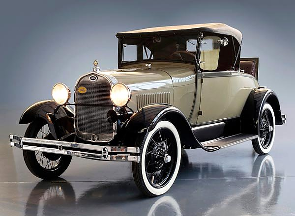 Ford Model A Deluxe Roadster '1929