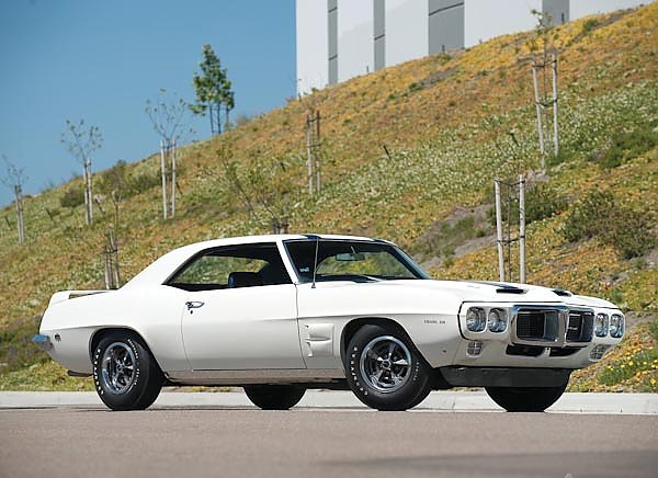 Постер Pontiac Firebird Trans Am '1969