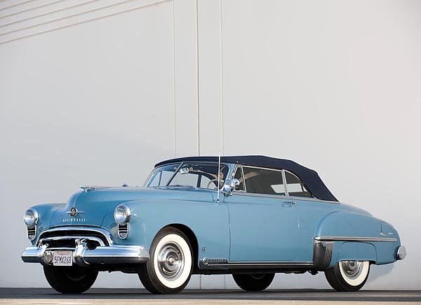 Oldsmobile 88 Convertible '1949–50