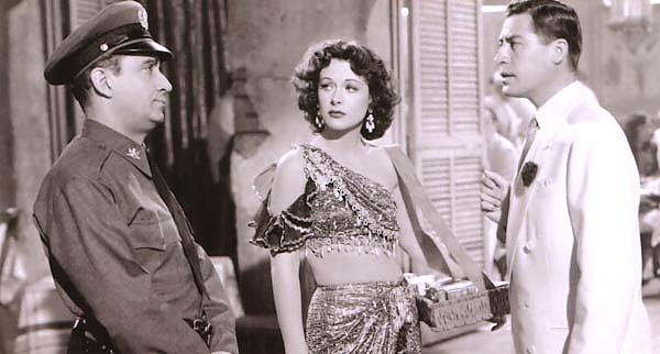 Lamarr, Hedy (A Lady Without Passport)
