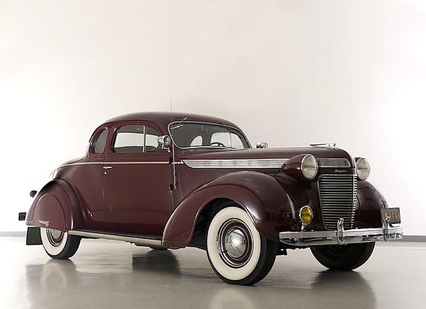Chrysler Imperial Coupe '1937