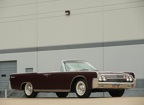 Lincoln Continental Convertible '1962